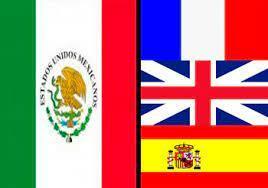 Prim y el ejército español, abandona Méjico tras la intentona de Juárez de no pagar las deudas contraídas con Españan