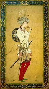 Harún al-Rashid. (766-809) (Reinado:786-809)- 5º Califa Abasí.