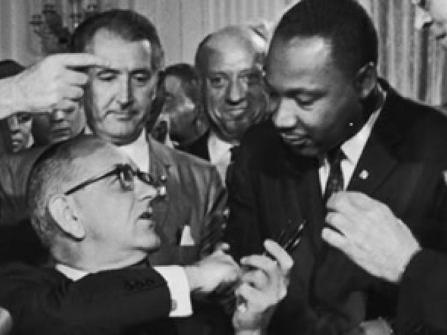 Civil Rights Act Passes