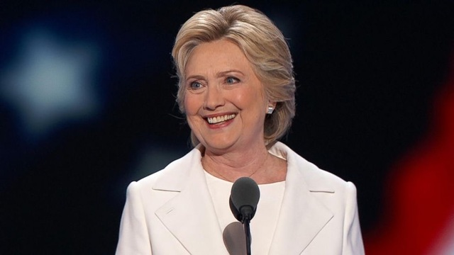 Hilary Clinton wins Democratic Nomination