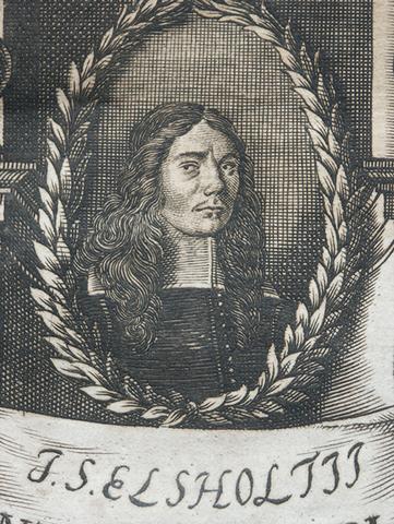 Johann Sigismund Elsholtz ( 1665)