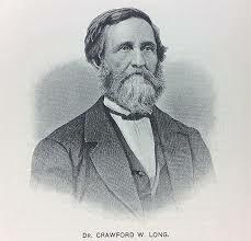 Crawford Long ( 1842)