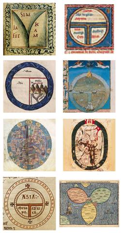 cartes isodoriennes