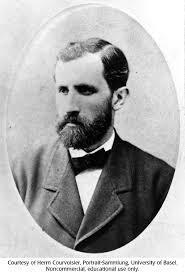 Friedrich Miescher ( 1869)