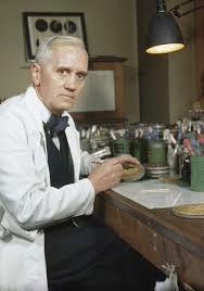 Alexander Fleming ( 1929)