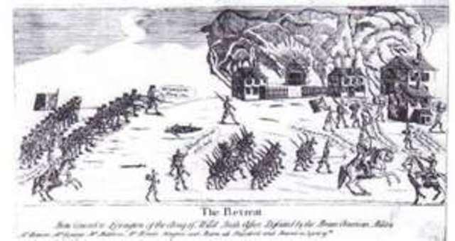 """Burning of Falmouth"""
