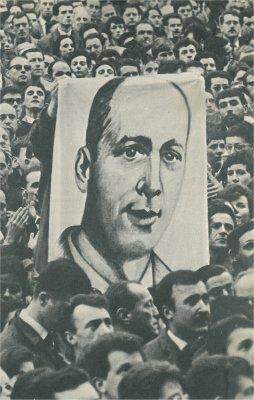 Execució del comunista Julián Grimau