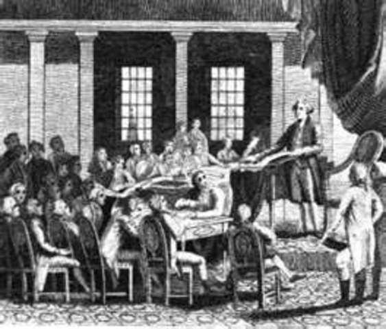 """Second Continental Congress"""
