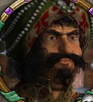 Walid II. (Reinado:743-744). - Califa Omeya.