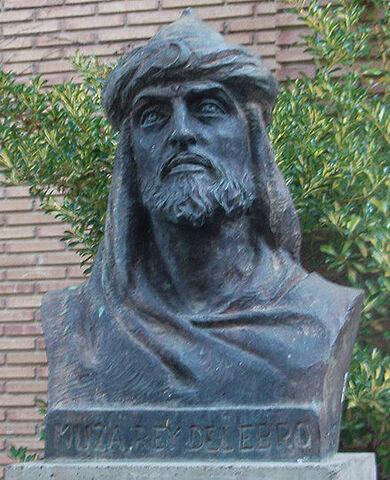 Musa ibn Musa. (Familia de Banu Qasi). (785-862).