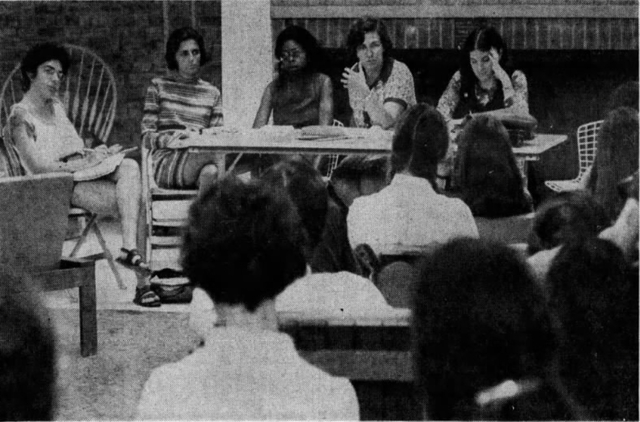 Cellestine Ware, cofounder (with Shulamith Firestone and Anne Koedt) of New York Radical Feminists (Initially Stanton-Anthony Brigade)