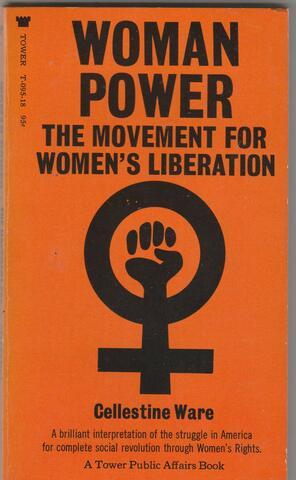 Cellestine Ware publishes WOMANPOWER