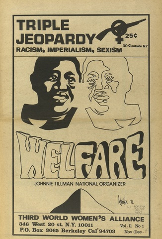 First Issue of Triple Jeopardy