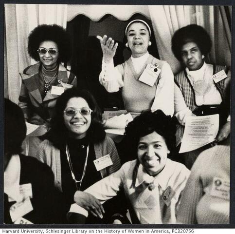 National Black Feminist Organization (NBFO) founded