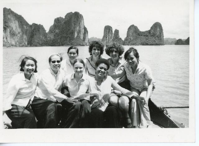 Toni Cade Bambara travels to Hanoi at invitation of their Vietnam Women's Union