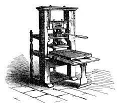 Hecho importante Imprenta de Gutenberg