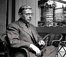 Ser en sí, Jean Paul Sartre
