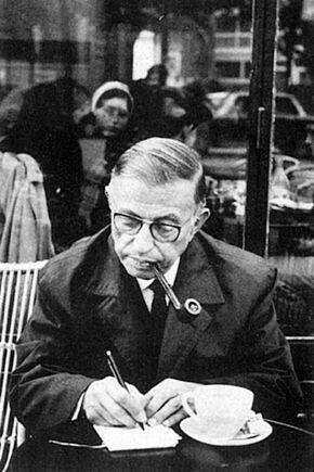 Ser para sí, Jean Paul Sartre