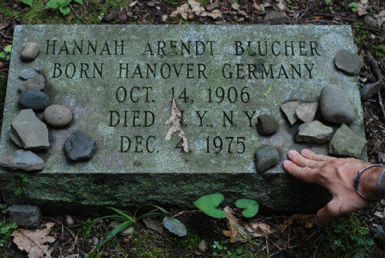 Muerte Hannah Arendt