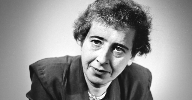 Reconocimiento e interés judío Hannah Arendt