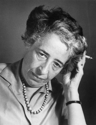 Revista Nation, French Existentialism, Hanna Arendt
