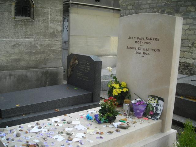 Muerte de Simone De Beauvoir