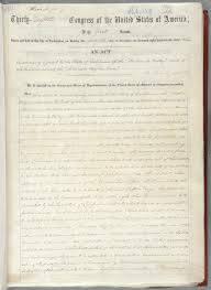 The Yosemite Grant Act