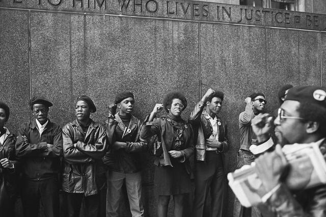 Founding of the Black Panther Party