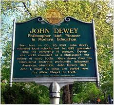 John Dewey: Fallece