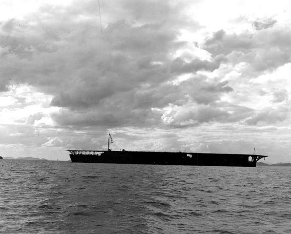 Japan Begins Trials Of First Aircraft Carrier