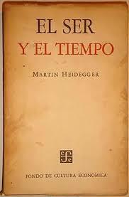 Existencialismo por Martin Heidenberg Obra Ser y tiempo