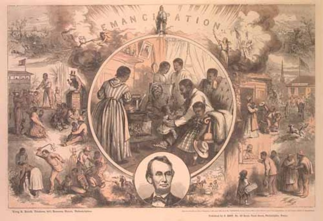 The Ratification of the 13th Amendment