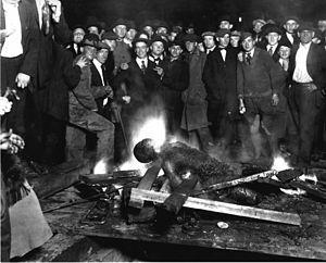Omaha Riots