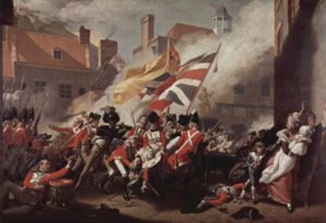 The Battle of Jersey