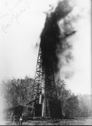 Explotación de Petróleo