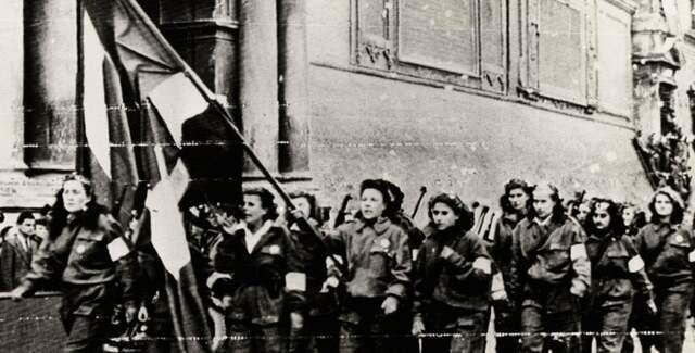 liberazione di Milano, Torino, Genova