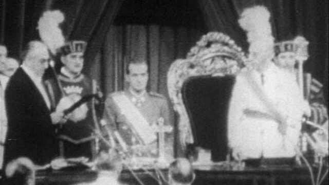 Joan Carles I és escollit successor a títol de rei