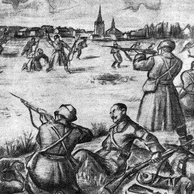 Eesti Esimese maailmasõja algusest Teise maailmasõja lõpuni timeline