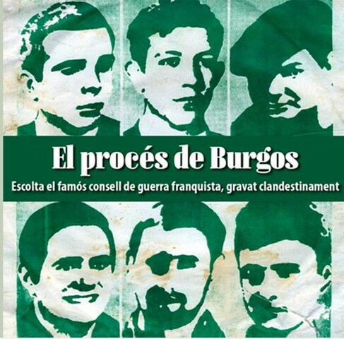 Consell de guerra a Burgos