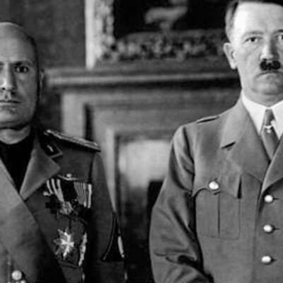 Expansión alemana e italiana de 1933 a 1941 timeline