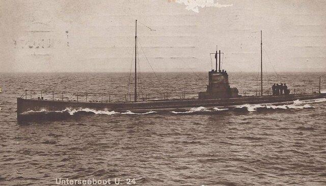 Saksa allveelaev Soome lahes