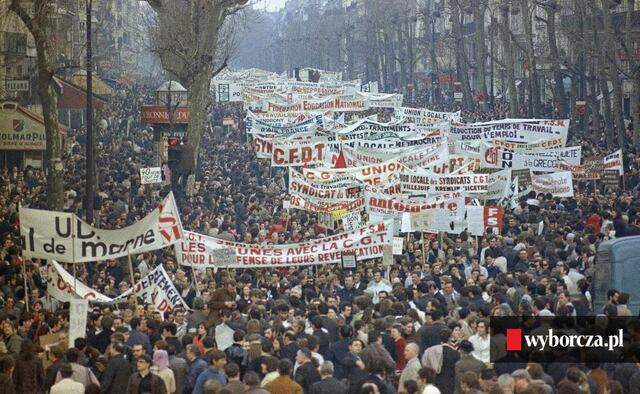 Protesty 1968