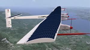 Avión Solar Impulse