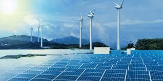 Energías eólica y solar inteligentes