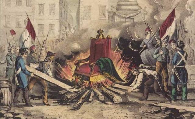Revolution of 1848 in France