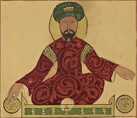 Saladino. (1137-1193).