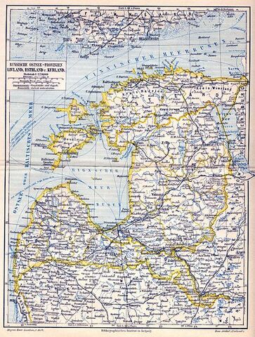 Balti hertsogiriigi lõplik asutamine