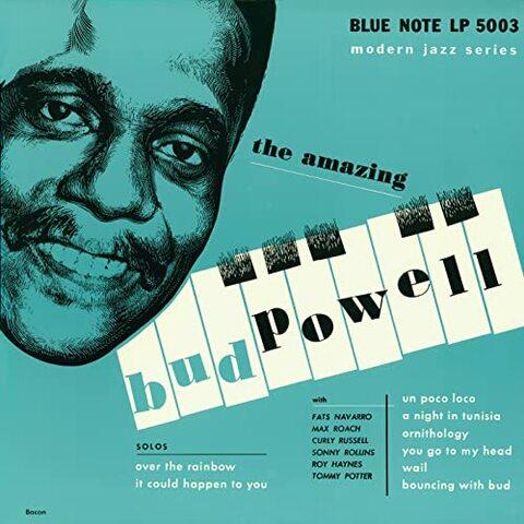 The Amazing Bud Powell (lanzamiento) - G: 1949 y 1951
