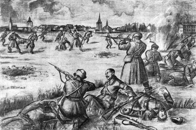 Vabadussõja puhkemine