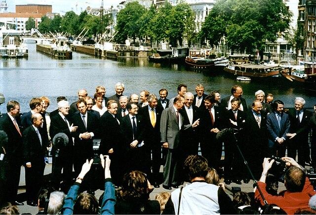 Tratado de Ámsterdam